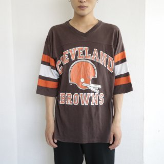 [40%OFF]old browns football tee