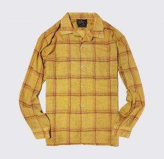 vintage fruits of the loom check box shirts