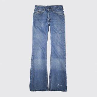 vintage levi's 917 flare jeans