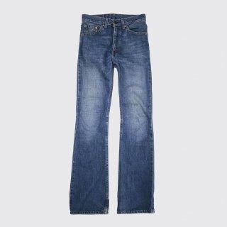 vintage levi's 517 flare jeans