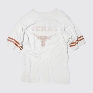 vintage long horn football shirt