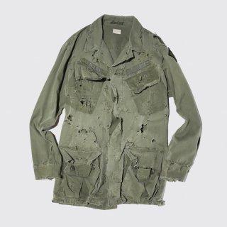 vintage us army broken tropical jacket