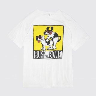 90's the bury the bone f*ck tee , body-caribbean dream