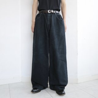 old wide buggy jeans