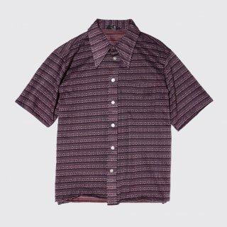 vintage jcpenny banlon h/s shirt
