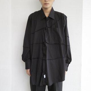 remake irregular pattern shirt