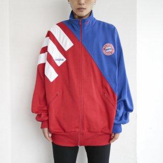 93-95's f.c.bayern munchen adidas jersey track jacket