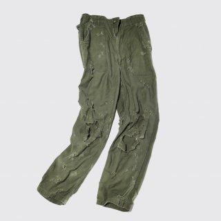 vintage usarmy broken baker trousers