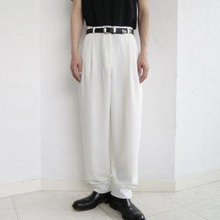 old 1tuck tapered slacks