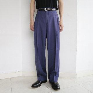 old 4tuck tapered slacks