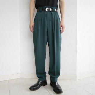 old high waist 3tuck tapered slacks