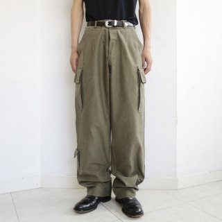 old dutch military cargo trousers