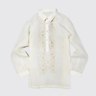 vintage broiderie organdy shirt