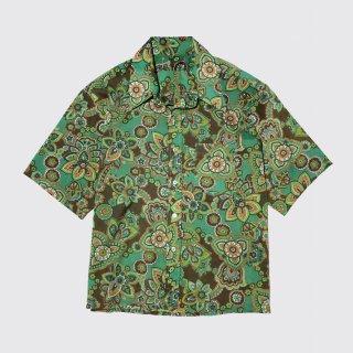 vintage oriental poly h/s shirt