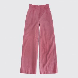 vintage wide flare trousers