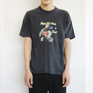90's attack tee , french body