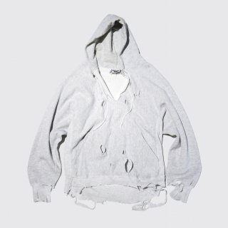 vintage broken hoodie , body-lee reverse type