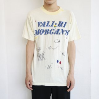 also80's painted tee