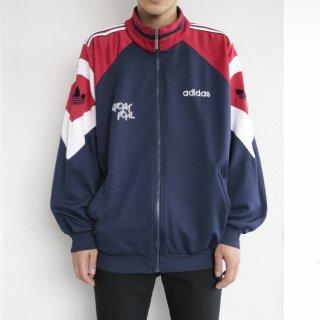 old adidas obesbergischer kreis track jacket