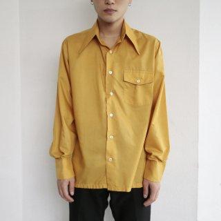 vintage sharp collar l/s shirt
