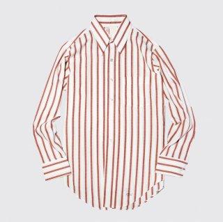 vintage arrow stripe l/s shirt