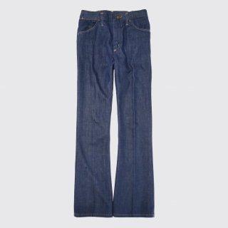 vintage wrangler flare jeans