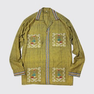 vintage broiderie guatemala jacket