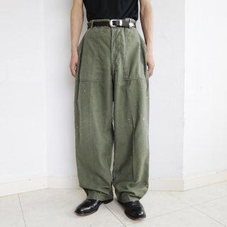 60's usarmy splash baker trousers