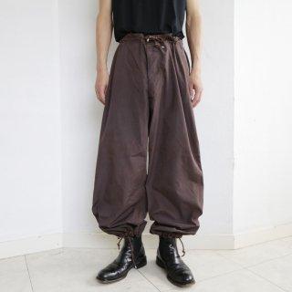 40's usarmy snow camo trousers , overdye