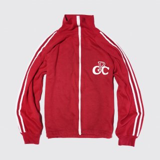 vintage early80's champion sweat track jacket