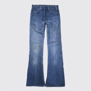 vintage levi's flare jeans , model-unknown