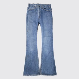 vintage levi's 646 flare jeans