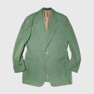 vintage 2b poly blazer