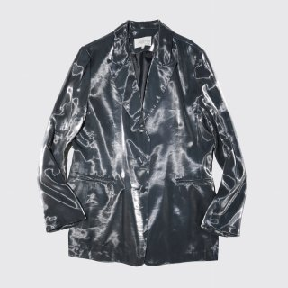 vintage luster tailored jacket
