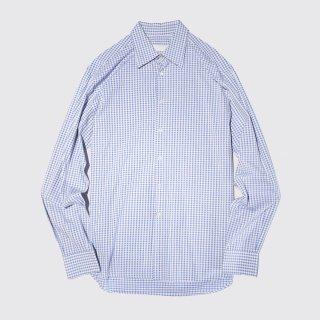 old prada check l/s shirt