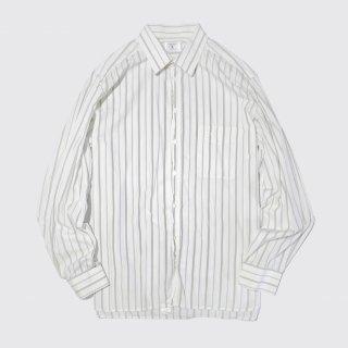 90's valentino stripe l/s shirt