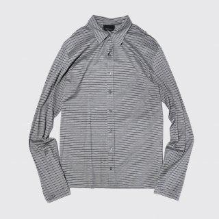 old prada border l/s shirt