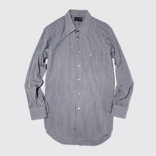 90's celine stripe l/s shirt