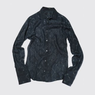gucci by tom ford broderie organdy shirt