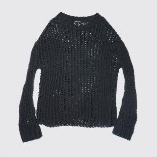18's ann demeulemeester low gauge cotton sweater