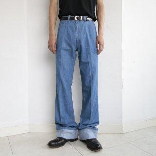 vintage roll up jeans