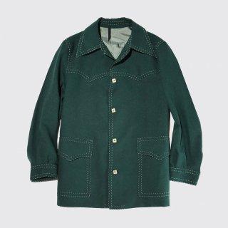 vintage western poly jacket
