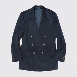 vintage yves saint laurent double breasted blazer