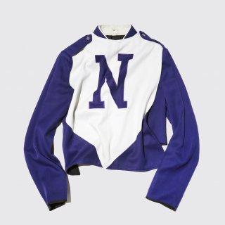 vintage marching uniform jacket