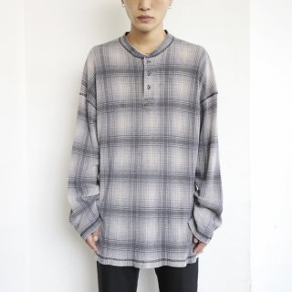 old ombre check thermal l/s