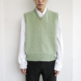 vintage mcgregor royal clan knit vest