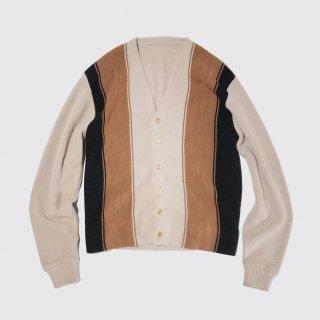 vintage acrylic cardigan