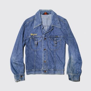 vintage wrangler trucker jacket