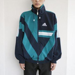 old adidas performance track jacket