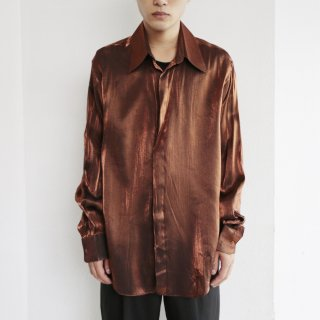 old glossed l/s shirt